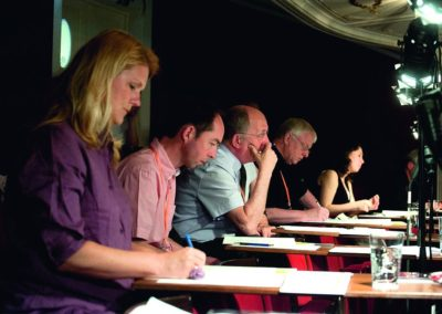 Jury 2012
